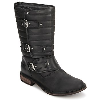 Cipők Női Csizmák UGG TATUM Fekete