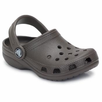 Cipők Gyerek Klumpák Crocs KIDS CLASSIC CAYMAN Csokoládé