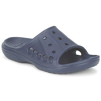 Cipők Lábujjközös papucsok Crocs BAYA SUMMER SLIDE Sötétkék