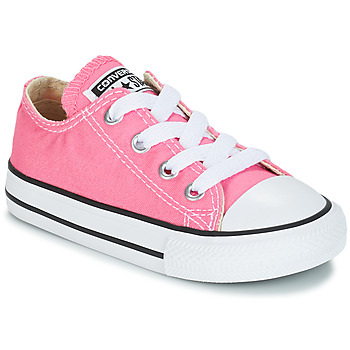 Cipők Lány Rövid szárú edzőcipők Converse CHUCK TAYLOR ALL STAR CORE OX Rózsaszín
