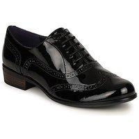 Cipők Női Oxford cipők Clarks HAMBLE OAK Fekete