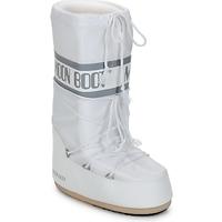 Cipők Női Hótaposók Moon Boot CLASSIC Fehér / Ezüst