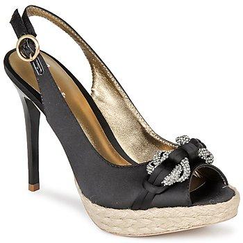 Cipők Női Szandálok / Saruk Bourne VERITY Fekete