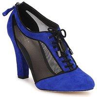 Cipők Női Bokacsizmák Bourne PHEOBE Kék