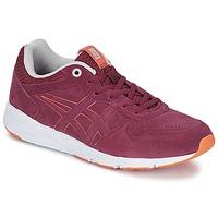 Shoes Női Rövid szárú edzőcipők Onitsuka Tiger SHAW RUNNER Piros