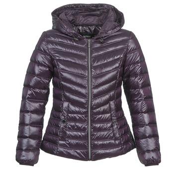 material Női Steppelt kabátok Mexx MX3000550 Padlizsán