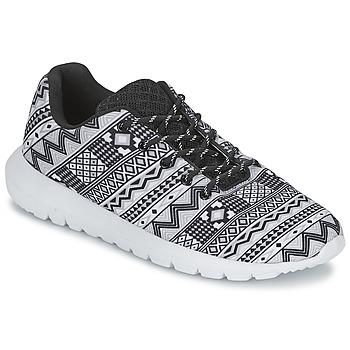 Shoes Női Rövid szárú edzőcipők Vero Moda VM TRIBAL Szürke