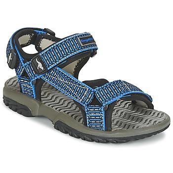 Cipők Fiú Szandálok / Saruk Kangaroos KS 22 Kék