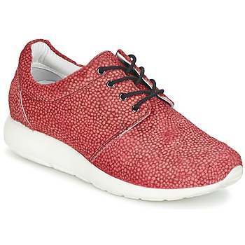 Cipők Női Rövid szárú edzőcipők Maruti WING Piros