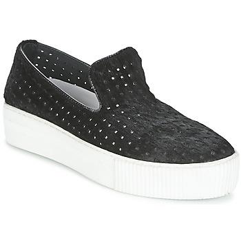 Cipők Női Belebújós cipők Maruti ABBY Fekete