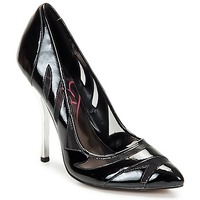 Cipők Női Félcipők Lipsy SABRINA Fekete