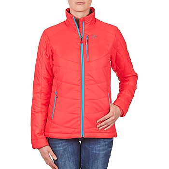 material Női Steppelt kabátok Salomon Jacket INSULATED JACKET W PAPAYA-B Korall