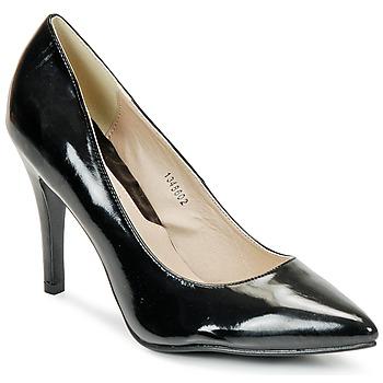 Shoes Női Félcipők Friis & Company HULUDAO Fekete