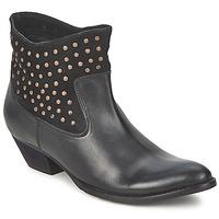 Shoes Női Csizmák Friis & Company DUBAI FLIC Fekete
