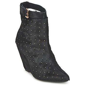 Shoes Női Bokacsizmák Friis & Company KANPUR Fekete