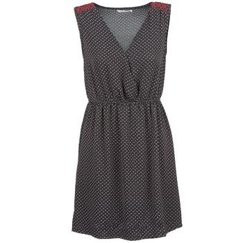 Ruhák Női Rövid ruhák Betty London DADIO Fekete