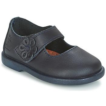 Cipők Lány Balerina cipők / babák Citrouille et Compagnie MILSO Tengerész