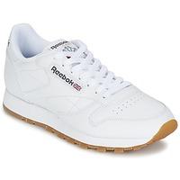Shoes Rövid szárú edzőcipők Reebok Classic CLASSIC LEATHER Fehér