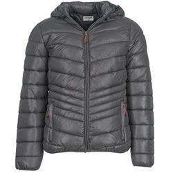 Ruhák Férfi Steppelt kabátok Yurban DAVE Szürke