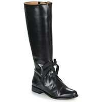 Cipők Női Városi csizmák Fericelli MAURA Fekete