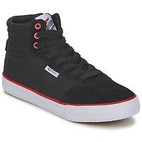 Cipők Magas szárú edzőcipők Feiyue A.S HIGH SKATE Fekete