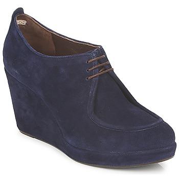 Cipők Női Bokacsizmák Coclico HIDEO Tengerész