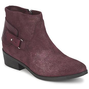 Cipők Női Csizmák Janet&Janet PAUL BOR Bordó