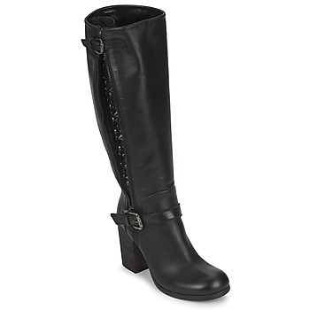Shoes Női Városi csizmák JFK SEMATA Fekete