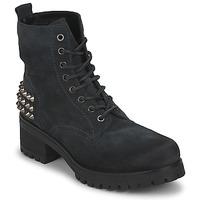 Shoes Női Bokacsizmák JFK SIMAIT Fekete