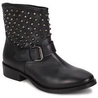 Cipők Női Csizmák JFK BARBALA Fekete