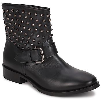 Shoes Női Csizmák JFK BARBALA Fekete
