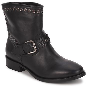 Cipők Női Csizmák JFK MASELLE Fekete