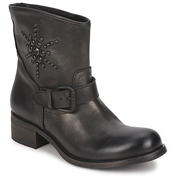 Cipők Női Csizmák JFK OSSIR Fekete