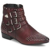 Cipők Női Csizmák Koah FYONA Bordó