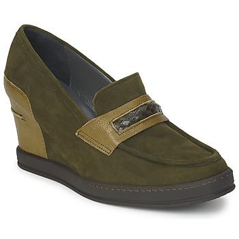 Cipők Női Mokkaszínek Stéphane Kelian GARA Zöld