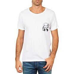 Ruhák Férfi Rövid ujjú pólók Eleven Paris KMPOCK MEN Fehér