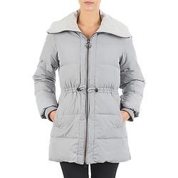 Ruhák Női Steppelt kabátok Eleven Paris TOBBY WOMEN Szürke