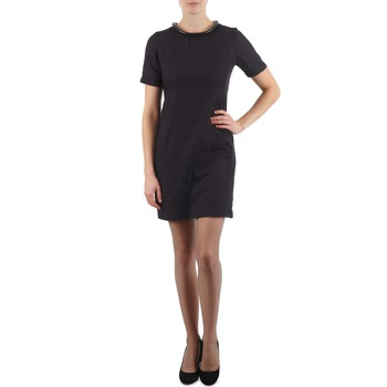 Ruhák Női Rövid ruhák Eleven Paris TOWN WOMEN Fekete
