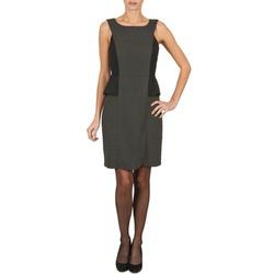 Ruhák Női Rövid ruhák Manoukian PEPLUM Fekete