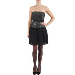 Ruhák Női Rövid ruhák Manoukian JENNI Fekete