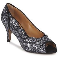 Cipők Női Félcipők Petite Mendigote FANTINE Fekete