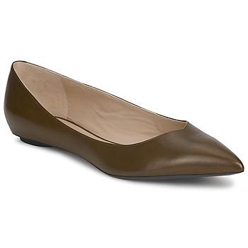 Cipők Női Balerina cipők / babák Marc Jacobs MALAGA Tópszínű