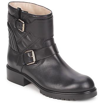 Cipők Női Csizmák Marc Jacobs OSLO Fekete