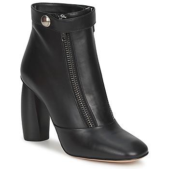 Cipők Női Bokacsizmák Marc Jacobs NORVEGIA Fekete