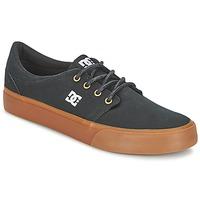 Cipők Férfi Rövid szárú edzőcipők DC Shoes TRASE TX Fekete  / Arany