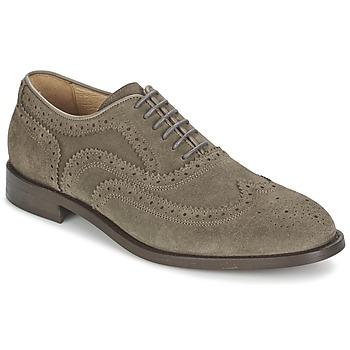 Cipők Férfi Oxford cipők Hudson HEYFORD Szürke