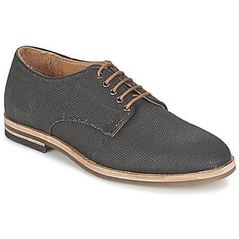 Cipők Női Városi cipő Hudson HADSTONE Fekete