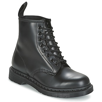 Cipők Csizmák Dr Martens 1460 MONO Fekete  / Sima