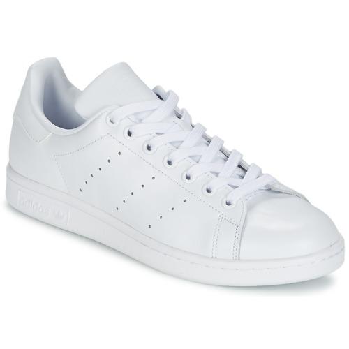 adidas Originals STAN SMITH Fehér - Ingyenes Kiszállítás a SPARTOO ... dc2191510b