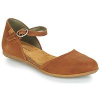 Shoes Női Szandálok / Saruk El Naturalista STELLA Barna